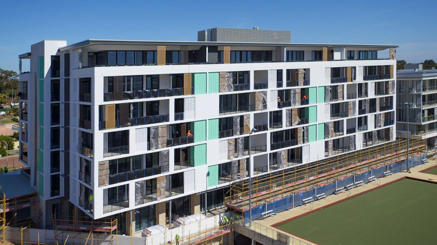 First residents set to move into Cirrus